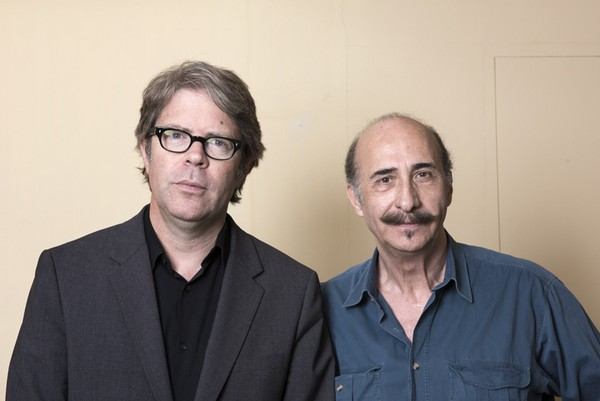 with Jonathan Franzen,